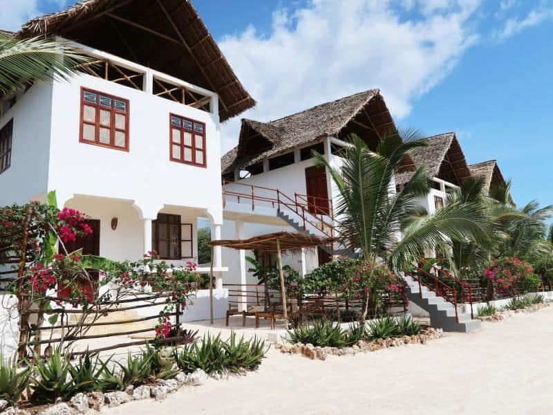 Moonshine Villa auf Sansibar